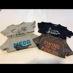 Boys 4t Jumping BeansT-shirt bundle